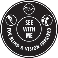 this is the logo the See With Me website - let's achieve